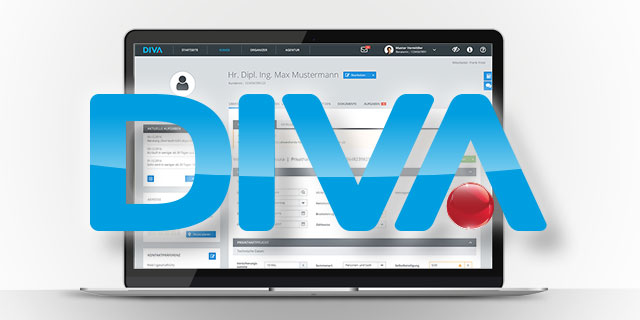DIVA Investment mit neuem Dashboard